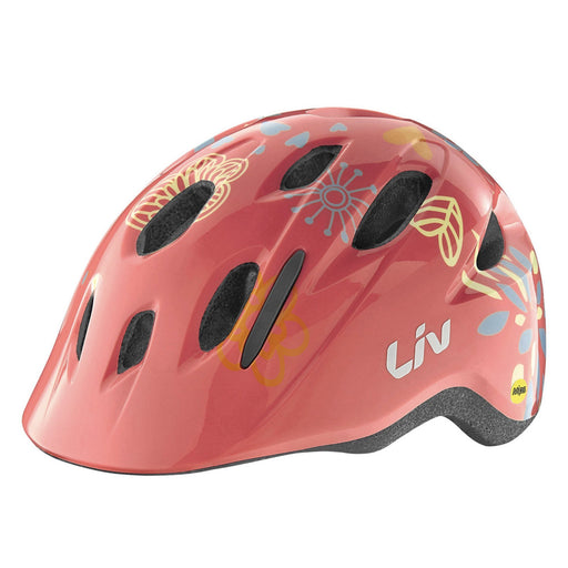 Lena MIPS Kids Girls' Helmet - Pink