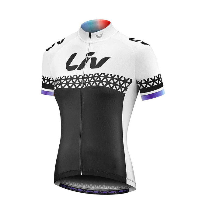 Women's BeLiv-Luna Short Sleeve Road Bike Jersey