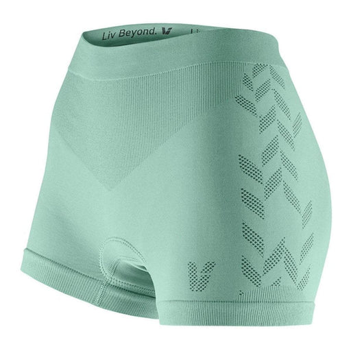 Women's Vera Inner Road Bike Shorts - Green