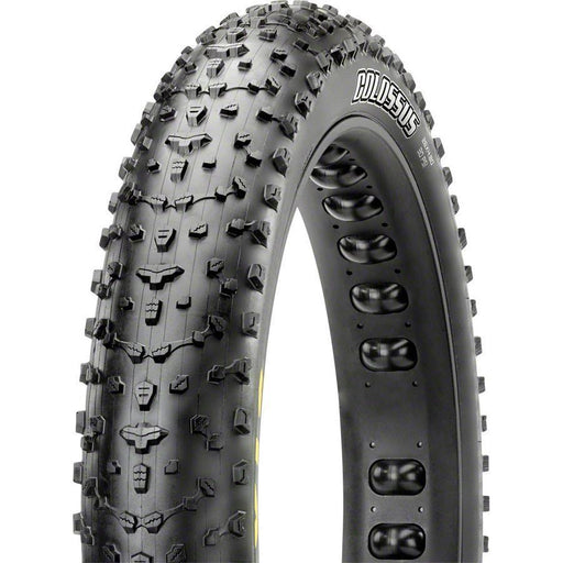 "Colsus Bike Tire: 26 x 4.80"", Folding, 120tpi, Dual Compound, EXO, Tubeless Ready"