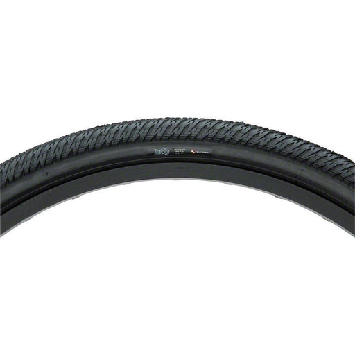 "DTH Bike Tire: 24 x 1.75"", Wire, 120tpi, Dual Compound, SilkWorm"