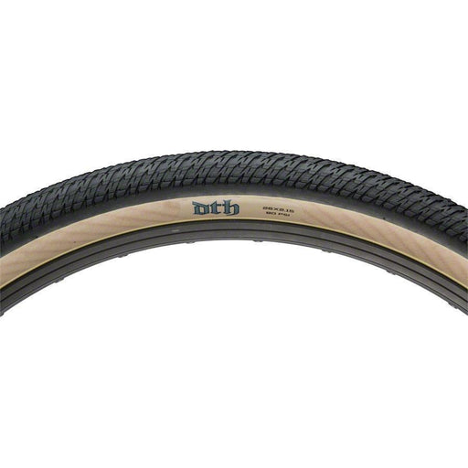 "DTH Bike Tire: 26 x 2.15"", Folding, 60tpi, Single Compound, Skinwall"