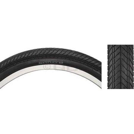"Grifter Bike Tire: 20 x 2.10"", Folding, 120tpi, Dual Compound, EXO, Black"
