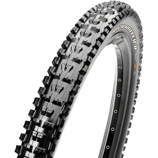 "High Roller II Bike Tire: 26 x 2.40"", Folding, 60tpi, 3C, EXO"