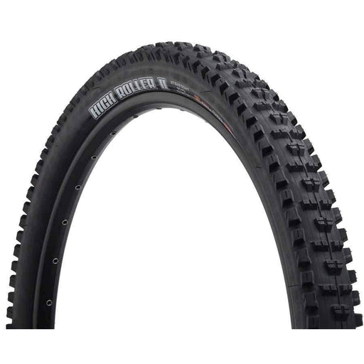 "High Roller II Bike Tire: 27.5 x 2.50"", Folding, 120tpi, 3C MaxxTerra, Double Down, Tubeless Ready, Wide Trail"