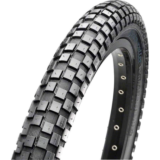 "Holly Roller Bike Tire: 20 x 1.95"", Wire, 60tpi, Single Compound, Black"