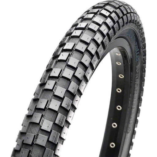 "Holly Roller Bike Tire: 26 x 2.20"", Wire, 60tpi, Single Compound"