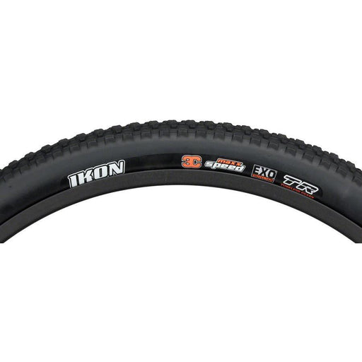 "Ikon Bike Tire: 27.5 x 2.20"", Folding, 120tpi, 3C, EXO, Tubeless Ready"