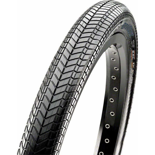 Maxxis Grifter Tire - 20 x 2.4, Clincher, Folding, Dual, SilkShield