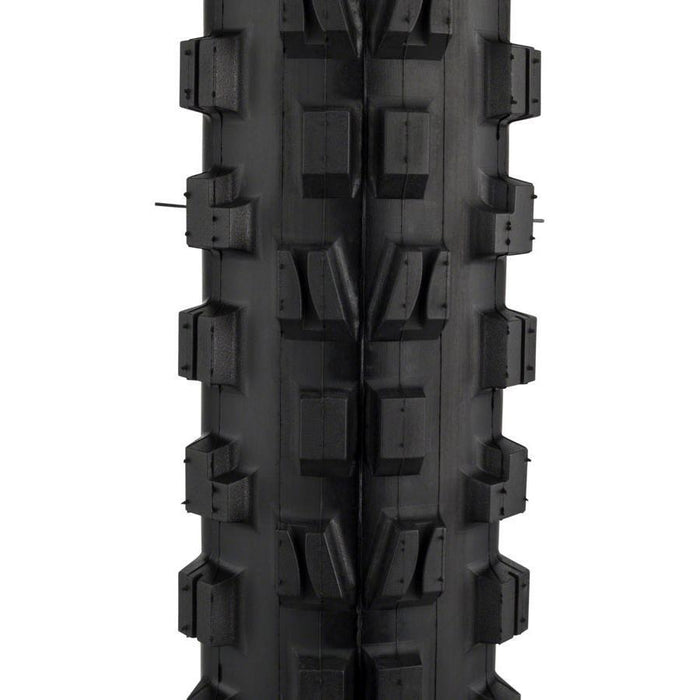 "Maxxis Minion DHF Bike Tire: 29 x 2.50"", Folding, 60tpi, Dual Compound, EXO, Tubeless Ready, Wide Trail"
