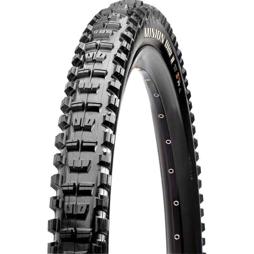 "Minion DHR II Bike Tire: 26 x 2.40"", Wire, 60tpi, 3C 2-Ply"