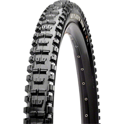 "Minion DHR II Bike Tire: 27.5 x 2.40"", Wire, 60tpi, Super Tacky 2-Ply"
