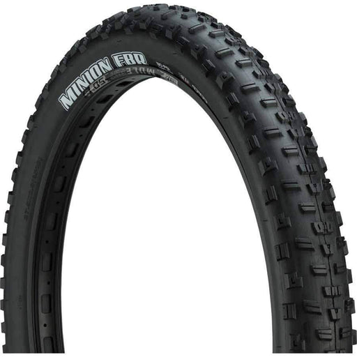 "Minion FBR Bike Tire: 27.5 x 3.80"", Folding, 120tpi, Dual Compound, EXO, Tubeless Ready"