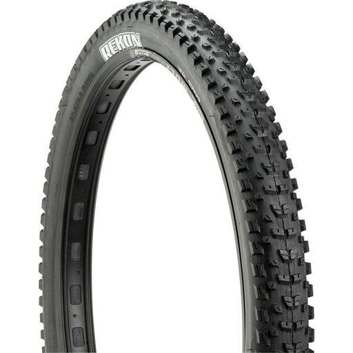 "Maxxis Rekon+ 27.5"" Folding Bike Tire: 27.5 x 2.80"", Dual Compound, EXO"