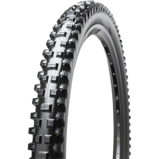 "Shorty Bike Tire: 29 x 2.50"", Folding, 60tpi, 3C MaxxGrip 2-Ply, Tubeless Ready, Wide Trail, Black"