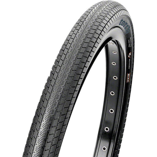 "Torch Bike Tire: 24 x 1.75"", Wire, 120tpi, Dual Compound, SilkShield"