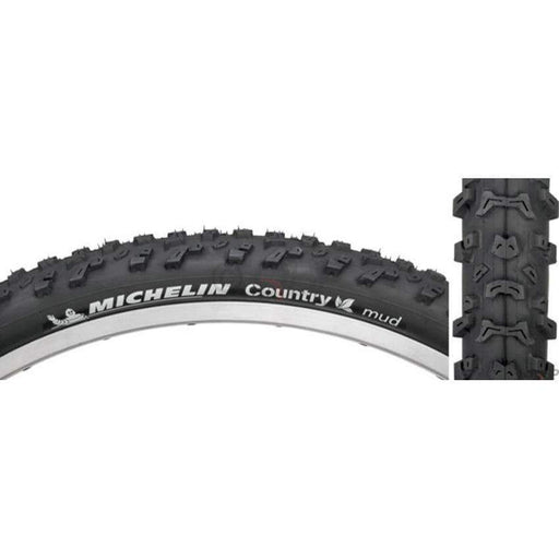 "Country Mud 26x2.0"" Bike Tire"