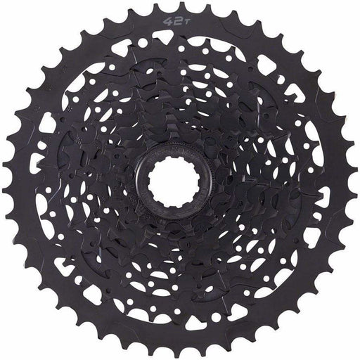 microSHIFT ADVENT Cassette - 9 Speed, 11-42t, Alloy Large Cog
