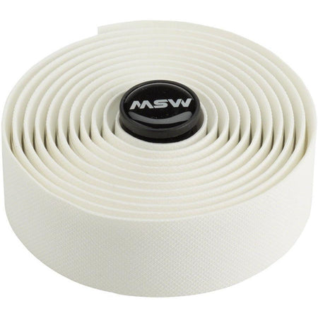 MSW Anti-Slip Gel Durable Bar Tape - HBT-300, White