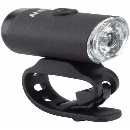 MSW Tigermoth 100 USB Bike Headlight, 100 Lumen