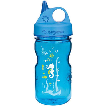 Nalgene  Tritan Kid's Grip-n-Gulp 12oz Water Bottle