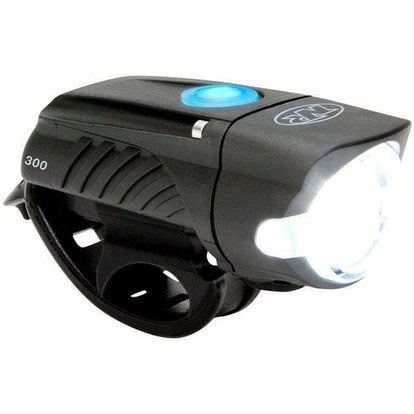 Swift 300 Water Resistant Rechargeable Front Bike Light