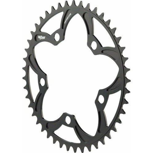 ONYX Racing Products Onyx 5 Bolt Chainring: 45t, Black