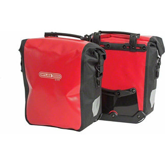 Ortlieb  Back-Roller City Rear Red Pannier