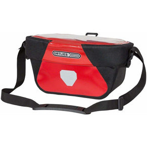 Ortlieb  Ultimate6 S Classic Handlebar Bag: Red