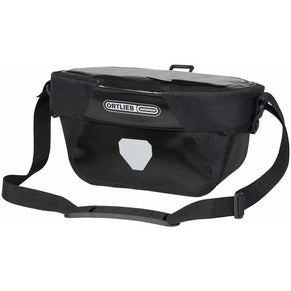 Ortlieb  Ultimate6 S Classic Handlebar Bag: Black