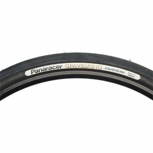 "GravelKing 27.5 x 1.5"" (650B x 38) Folding Bike Tire Nearly Slick Tread"