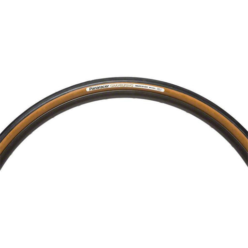 GravelKing Bike Tire Slick 700x28mm Brown Sidewall