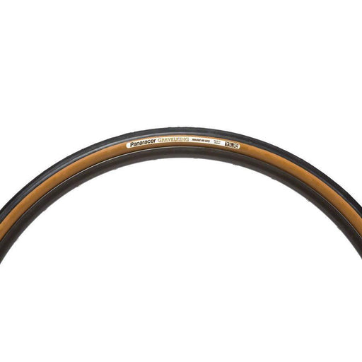 GravelKing Slick Bike Tire 700x38 Folding Bead, Brown Sidewall