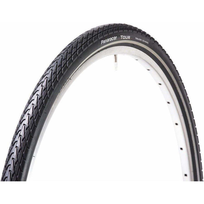 TourGuardPlus Tire - 700 x 35, Clincher, Wire/Reflective