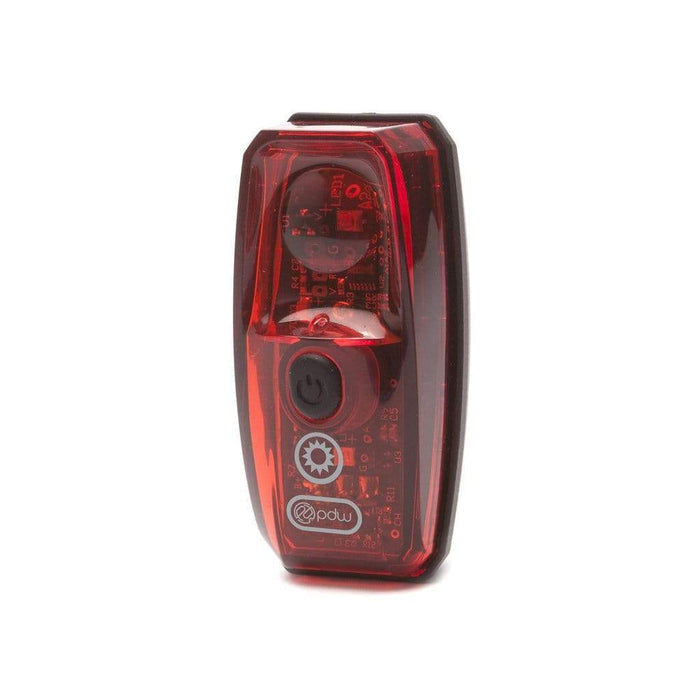 PDW Portland Design Works Daybot USB Rechargeable Commuting Bike Taillight