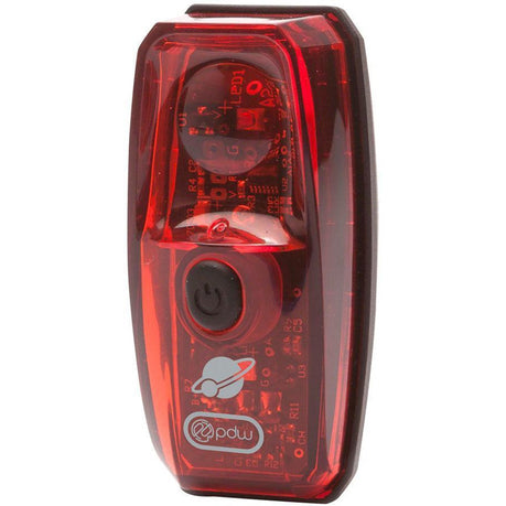 PDW Portland Design Works Io USB Rechargeable Rear Bike Light