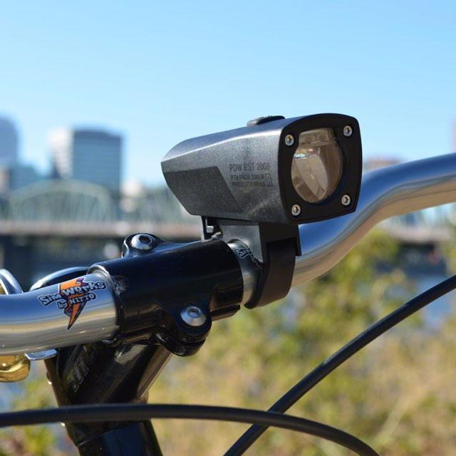 PDW Portland Design Works Pathfinder Rechargeable Front Bike Light
