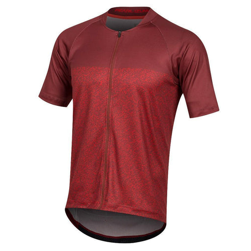 Men's Canyon Graphic Short Sleeve Mountain Bike Jersey - Red