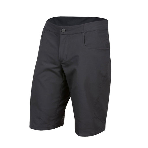 Men's Canyon Shell Mountain Bike Shorts - Black