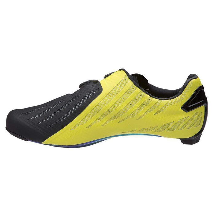 Pearl Izumi Men's P.R.O. Leader v4 Road Bike Shoes - Yellow