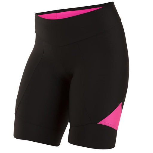 Pearl Izumi Women's SELECT Pursuit Road Bike Shorts - Black/Pink