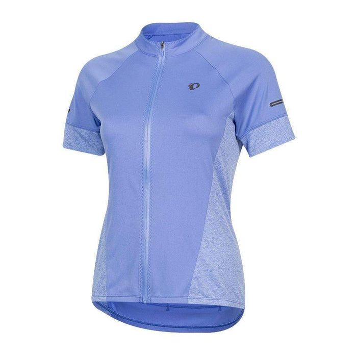 Pearl Izumi Women's SELECT Escape Short Sleeve Road Bike Jersey - Purple