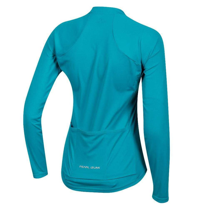 Women's SELECT Pursuit Long Sleeve Road Bike Jersey