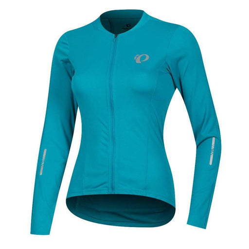 Women's SELECT Pursuit Road Bike Jersey - Teal