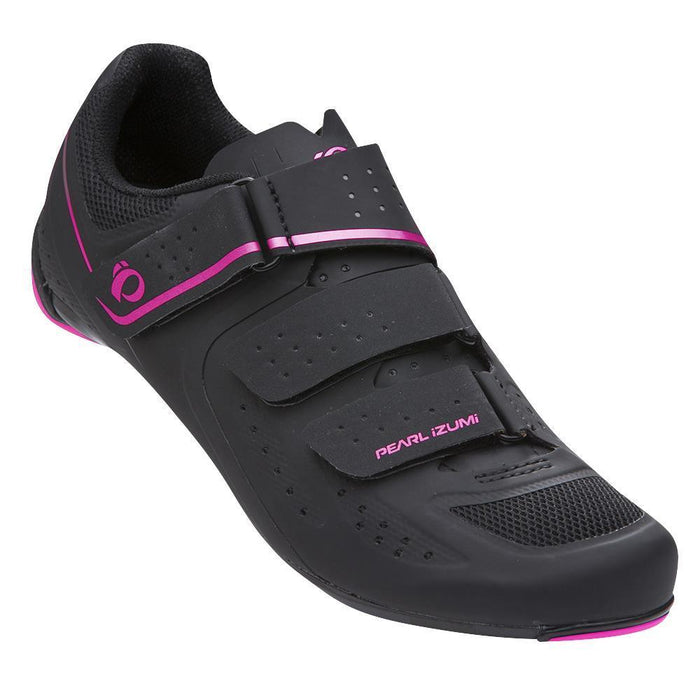 Pearl Izumi Women's SELECT v5 Studio Road Bike Shoes - Black