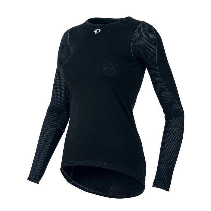 Women's Transfer Wool Long Sleeve Cycling Baselayer