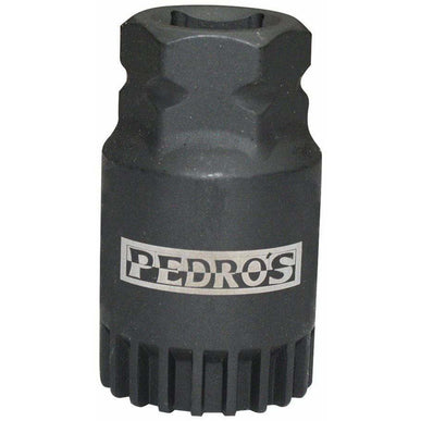 Pedro's Splined Bottom Bracket Socket Tool For Shimano and ISIS Drive Splined BB Cups