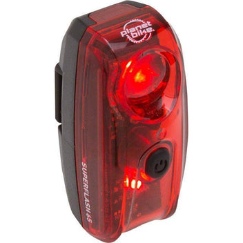Planet Bike Superflash 65 Rear Bike Light