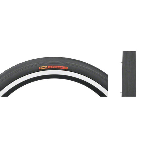 "Comet Recumbent Bike Tire: 16"" x 1-3/8"" Steel Bead Black"