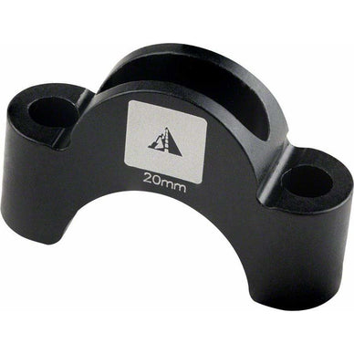 Profile Design Aerobar Bracket Riser Kit: 20mm